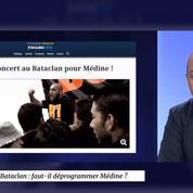 Bataclan : faut-il déprogrammer le rappeur Médine ?