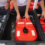 Migrants : l'Italie crée une menace sur les sauvetages de l'Aquarius