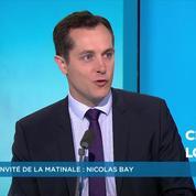 Changement de nom du FN : «Nous avons vocation à constituer un pôle majoritaire» (Nicolas Bay)