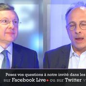 Philippe Bas sur la réforme des institutions : «Le référendum est la voie normale»