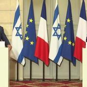 Le nucléaire iranien au cœur de l'entretien Macron-Netanyahou