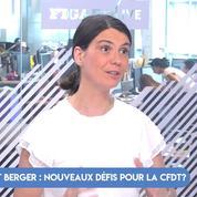 FOCUS – Les nouveaux défis de Laurent Berger