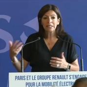 Anne Hidalgo : « L'idée est de pousser les Parisiens à ne plus avoir de véhicules personnels »