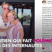 Laeticia Hallyday supportrice des Bleus : pourquoi son soutien fait polémique