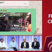 France-Croatie : un mouvement de foule agite les Champs-de-Mars