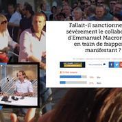 Affaire Benalla : «Du jamais vu dans l'histoire de la Ve République»