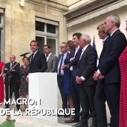 Macron sur l'affaire Benalla : « Le seul responsable, c'est moi »