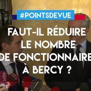 Faut-il réduire le nombre de fonctionnaires à Bercy?