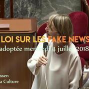Que contient la loi sur les « fake news » ?