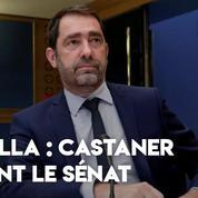 Affaire Benalla : le résumé de l'intervention de Christophe Castaner devant le Sénat