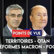 Points de vue du 12 juillet 2018 : Macron , OTAN, foot et politique
