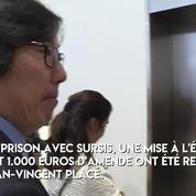 Jean-Vincent Placé : 6 mois avec sursis requis pour violence
