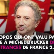 Michel Drucker : Stéphane Bern réagit à son clash avec Laurent Delahousse