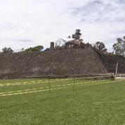 Mexique : deux temples aztèques découverts à la suite d'un séisme