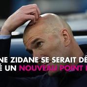 Zinédine Zidane à la Juventus de Turin avec Cristiano Ronaldo ?