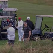 Écosse : Donald Trump hué sur son terrain de golf
