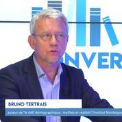 Bruno Tertrais: « L'immigration des Africains hors du continent est minoritaire »