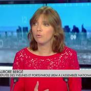 Aurore Bergé : On a une opposition ringarde