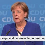 Allemagne : un accord trouvé sur la politique migratoire entre la CDU et la CSU