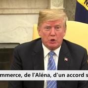 Discussion de Trump avec le président du Mexique : «Nous avons parlé de la sécurité à la frontière»