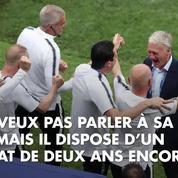 Les Bleus champions du monde – Didier Deschamps : quel avenir pour le sélectionneur ?