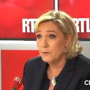 Évasion de Redoine Faïd : « la faute » de la ministre de la Justice pour Marine Le Pen
