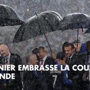Antoine Griezmann champion du monde avec les Bleus : son père partage une adorable photo