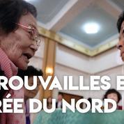 Familles séparées de Corée du Nord : les adieux après les retrouvailles