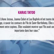Laeticia Hallyday : Les confidences de son tatoueur à Saint-Barth