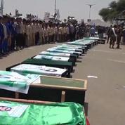 Yémen : des milliers de manifestants pour les funérailles d'enfants tués dans un raid