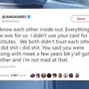 Nicki Minaj : Son ex l'accuse d'agression au couteau, elle réagit sur Twitter