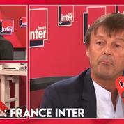 Nicolas Hulot annonce sa démission sur France Inter