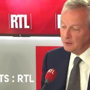 Bruno Le Maire : «Nous aimons les retraités […] simplement nous faisons des choix politiques»