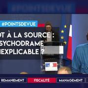 Impôt à la source : un psychodrame inexplicable ?