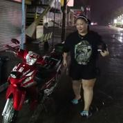 Le typhon Mangkhut atteint les Philippines