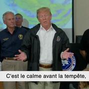 Ouragan Florence : Trump promet de l'aide aux sinistrés