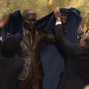 Une statue de Nelson Mandela inaugurée au siège de l'ONU à New-York