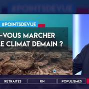 Irez-vous marcher pour le climat ?
