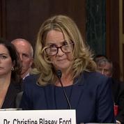L'accusatrice de Brett Kavanaugh témoigne devant le Sénat : « J'ai cru qu'il allait me violer »