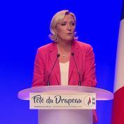 Marine Le Pen : «L'étape suivante c'est le goulag»