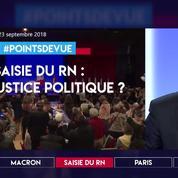 Saisie du RN : une justice politique ?