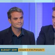 Que pensent les Français du budget 2019 ?