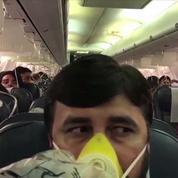 L'équipage d'un avion indien oublie de pressuriser la cabine