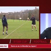 Rugby : dans un an, la Coupe du monde au Japon
