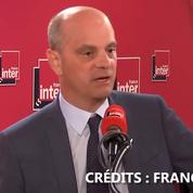 Jean-Michel Blanquer : «1.000 euros de plus pour les professeurs débutants»