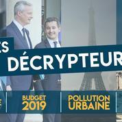 Allemagne, budget 2019, pollution urbaine, pédophilie dans l'Eglise : décryptez la semaine !