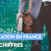 10 chiffres à connaître sur l'éducation française