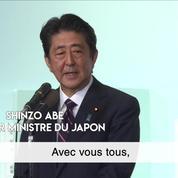 Japon : le Premier ministre Abe réélu à la tête de son parti