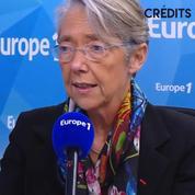 Elisabeth Borne sur la hausse des taxes sur les carburants : «On augmente les impôts sur ce qui pollue»