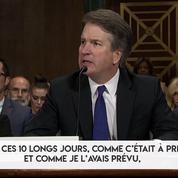 Brett Kavanaugh devant le Sénat : «La réputation de mon nom a été totalement détruite»